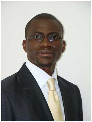 Richwell Lukonga, Acting General Manager: Operations at the Namibia Training Authority.