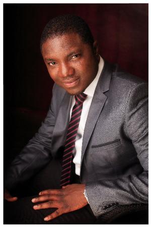 Babafemi Olagbaiye is the second NAMA's international judge.