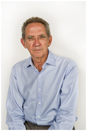 John Mandy, a chartered accountant by profession, has steered the Namibian Stock Exchange for ten years.