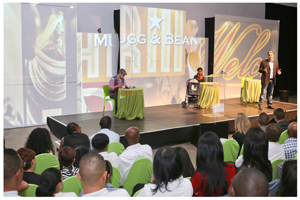 Around 250 insurance brokers and financial intermediaries flocked to Windhoek last week Friday to attend the big dog's Financial Lifestyle Solution conference.