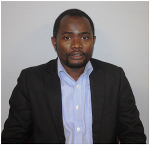 Kephas Shatona, Manager: Internal Audit & Risk Management at the Social Security Commission.