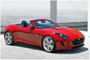 It roars with power, the superb and dangerously gorgeous Jaguar F-Type.