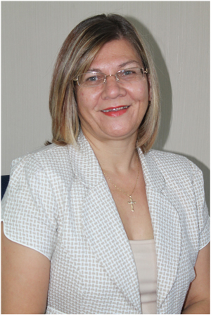 Deborah Henckart, Standard Bank Namibia's Manager for Unsecured Lending, Credit Card Issuing & Market Development.