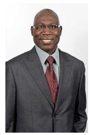 Standard Bank Namibia's Head of Marketing, Thaddius Maswahu.