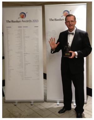 Ian Leyenaar, CEO of FNB