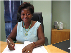 Public Relations Practitioner of note, Maria Dax, steered the GIPF in an acting capacity while the fund's trustees were hunting for a new Principal Officer. Maria has now elected the new Chairperson of the Namibian chapter of the Public Relations Institute of Southern Africa.