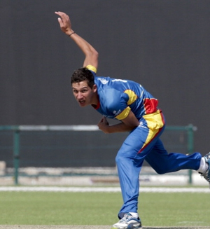 JJ Smit will play a key role for Namibia with the new ball.