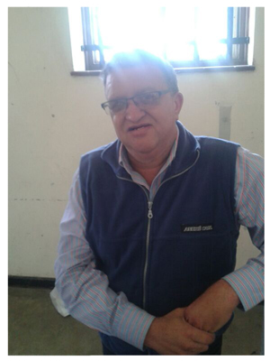 Cllr Jan Scholtz