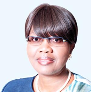 Finance Minister Saara Kuugongelwa-Amadhila