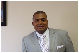 Neville Mbai is the Director of the Namibian-German Centre for Logistics at the Polytechnic.