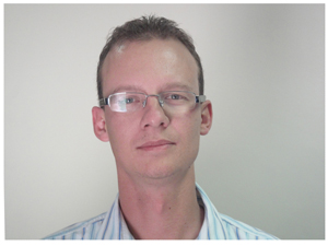 Specialist at Namibia German Logistics Centre; Logan Fransmann