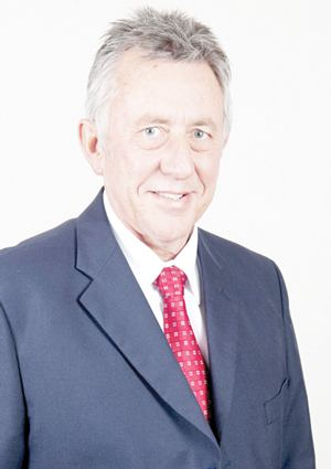 Christo de Vries, Managing Director of Bank Windhoek Holdings Limited.