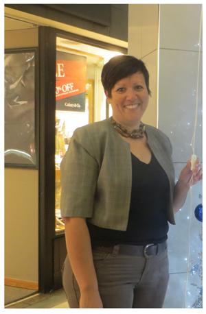 Wernhil Park Property Manager, Helen Bosshart.