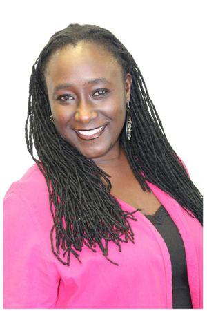 Standard Bank Namibia's PR & Communications Manager Surihe Gaomas-Guchu.