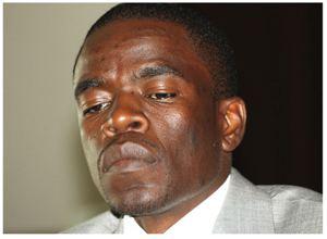 Chairman of the MTC Namibia Premier League, Johnny Johnson Doeseb