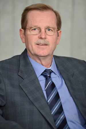 The new chairperson of the Bankers Association of Namibia, Ian Leyenaar