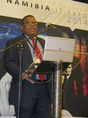 Business Connexion Group Chief Executive Officer Mr Benjamin Mophatlane