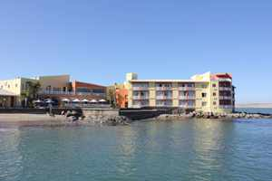 Lüderitz' premier establishment, the Nest Hotel, will be fully booked again at the end of April when exhibitors flock to the southern harbour town for another extravagant Crayfish Festival