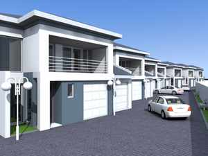 A preview of the new town-house development launched in prime waterfront location in Swakopmund
