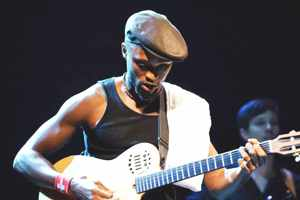 Jackson Wahengo is back in his home country for a promotional tour and concert, and to launch his latest CD.