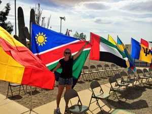 Numero uno – Africa's top markswoman, Gaby Ahren