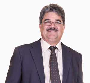 CEO of Namibia Dairies, Peter Grüttemeyer.
