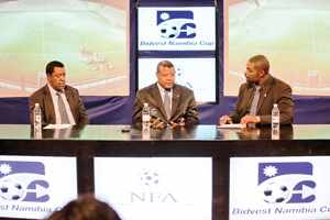 The results of the just concluded semi-final draw was conducted on flagship NBC's flagship soccer show, NBC Soccer Pitch