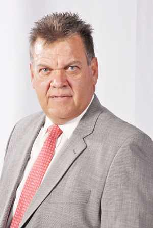 Adri Vermeulen, Chief Executive Officer of PPS Namibia