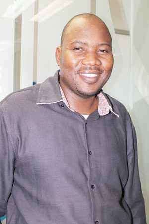 Gerhard Mukuahima, Agricultural Advisor at Standard Bank.