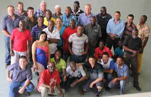 The Heat Exchange Product team that recenty merged with ImproChem an equally qualified water treatment specialist