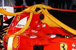 For all those Namibians who have never seen a Formula 1 Ferrari, Vivo Energy had one on display last week at the launch of its new Shell V-Power campaign.