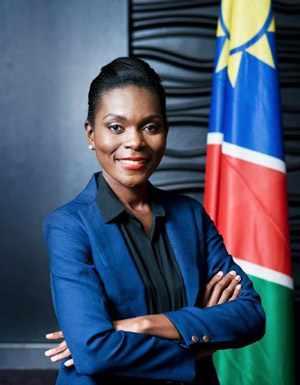 New Team Namibia CEO, Daisry Dumeni.