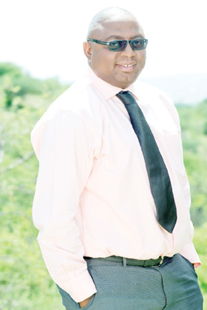 Social Security's, Manager Corporate Communication, Rino Muranda
