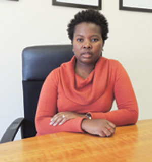 Mecky Heita, Manager of Investments and Risk at Kongalend Financial Services