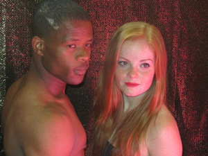 Rodney Isaac and Laurel Gaff feature in the show 'Ever since Helen', by Philippe Talavera, a thought provoking piece that focuses on Gender Violence and all its associated evils.