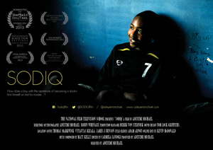 The documentary Sodiq is to premiere in Windhoek on 13 August at the Franco Namibian Cultural Centre.