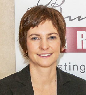 Eloise du Plessis, Country Manager of Business Partners International