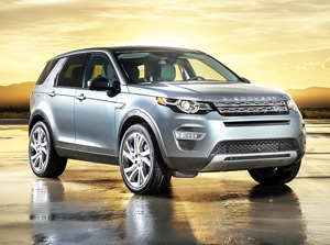 Discovery discovers sport: Introducing the all new, first generation Land Rover Discovery Sport
