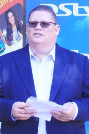 Roger Gertze, General Manager, MultiChoice Namibia