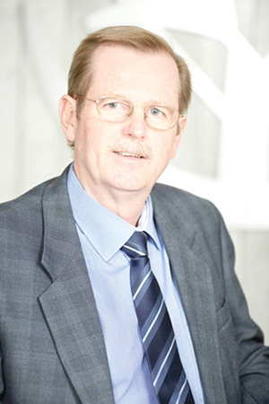 FNB Chief Executive Officer, Ian Leyenaar