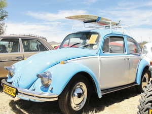 When one looks at the Valla Beach Volkswagen which was at the Day of The Old Wheeler held last weekend one gets a nostalgic feeling of the good old days at the beach