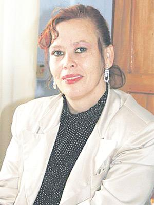 Chief Executive Officer of the Arandis Town Council, Florida Husselmann