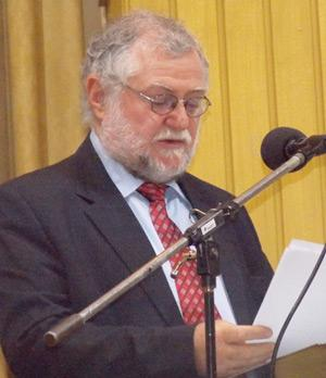Minister of Trade and Industry Hon. Calle Schlettwein (Photograph by Melba Chipepo).