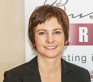 Eloise Du Plessis, the Country Manager of Business Partners International Namibia