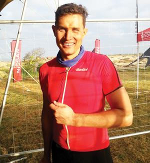 Iron man: Last year's winner, Dion Guy shares his experience of the event