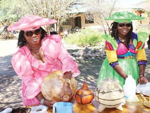 Waldorf School Windhoek celebrates diversity through cultural heritage. The school hosted a cultural festival where over 500 people attended. Traditional food items proved to be a favourite as was shown by the popular Herero mix, Omaere and pancakes