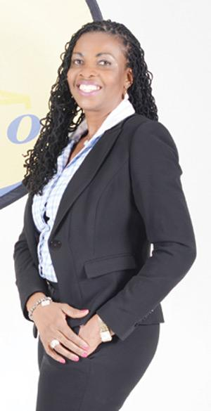 Ester Kali, will now wear a bigger hat as she takes on the role of Letshego's new CEO.