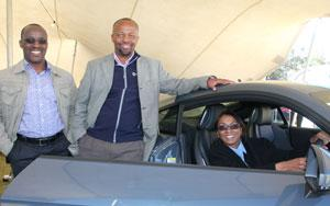 Autoshow captures Windhoek, moves to Swakopmund for the weekend