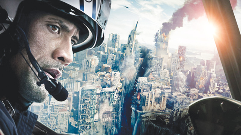 San Andreas – Film Review