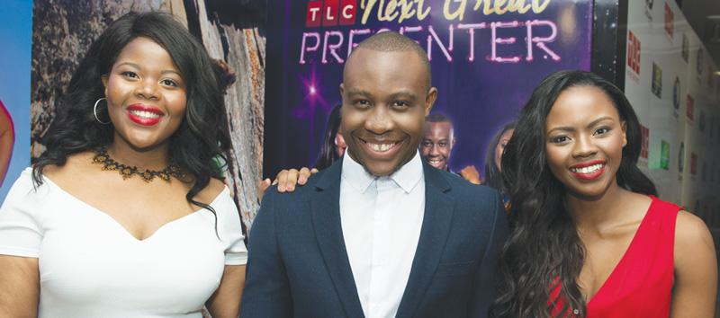 David wins TLC's Next Great Presenter: Check David out on Dstv Channel 172 as from 03 December